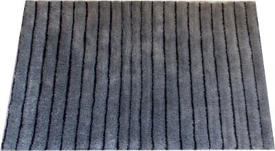 Majesty Grey Polyester Carpet