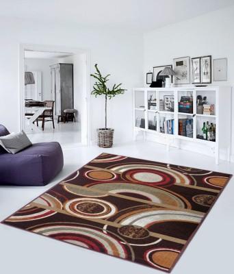 Status Brown Nylon Carpet at flipkart