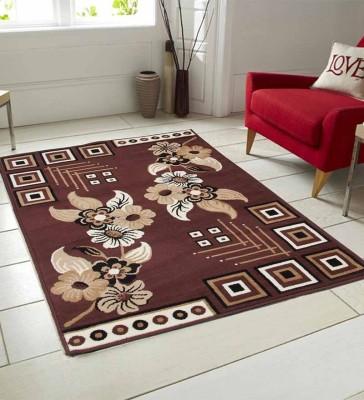 Vugis Multicolor Polypropylene Carpet