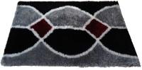 Glamkart Multicolor Polyester Carpet(121.88 cm  X 182.88 cm)