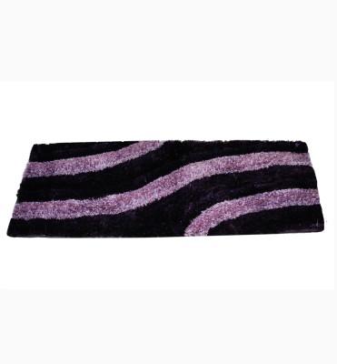 Majesty Purple Polyester Carpet