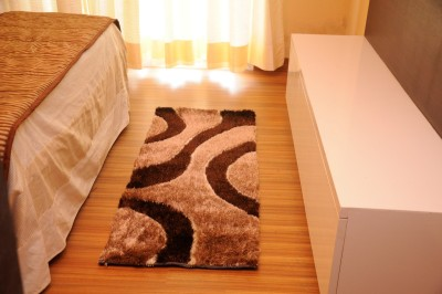 MidhaGroup Multicolor Polyester Runner
