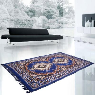 IWS Multicolor Polyester Carpet(152 cm  X 212 cm)