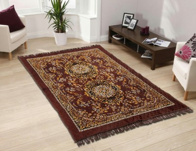 MR DHINGRA Multicolor Jute Carpet