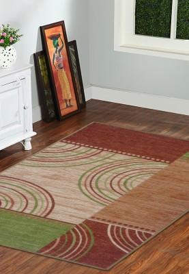 Status Green Nylon Carpet(91 cm  X 152 cm)