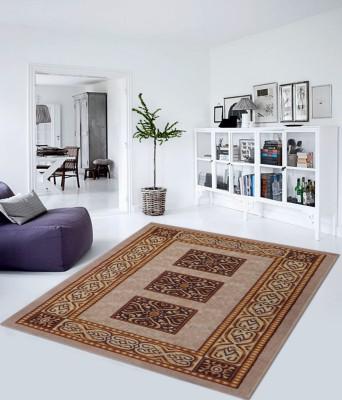 Status Brown Nylon Carpet(121 cm  X 182 cm)
