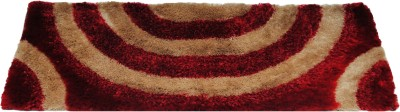 Majesty Red Polyester Carpet