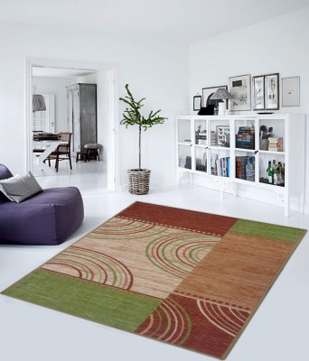 Status Green Nylon Carpet(121 cm  X 182 cm)