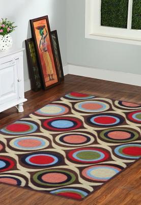 Status Blue Nylon Carpet(91 cm  X 152 cm)