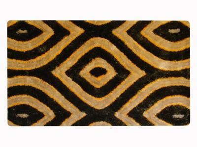 Majesty Dark Green Polyester Carpet