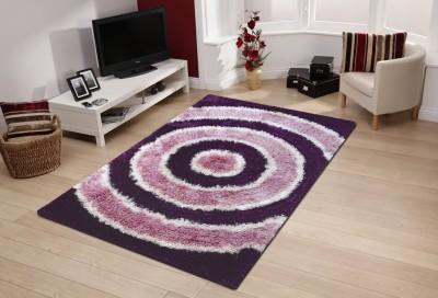 Abhi Decor Multicolor Cotton Polyester Blend Carpet(91 cm X 152 cm)