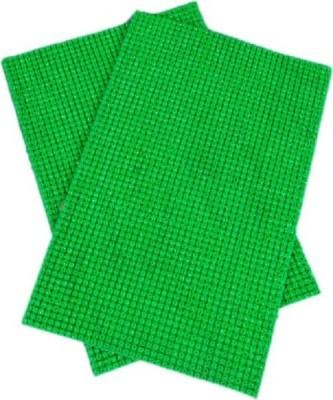 Homedecorhd Green PVC Area Rug
