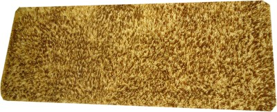 SKYTEX Gold Cotton Polyester Blend Runner