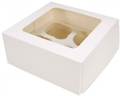 Hebron Arts Non-Corrugated Paper Storage Packaging Box