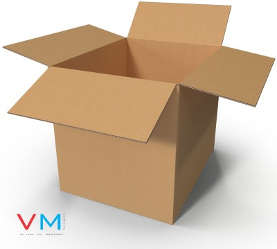 VM Heavy Duty Double Wall Carton Craft Paper Packaging Box