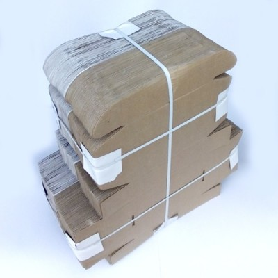 Gracedarren Triple Wall Carton Craft Paper courier and postal Packaging Box