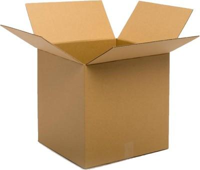 Packingsupply.In Corrugated Paper Packaging Box(Pack of 50 Brown)