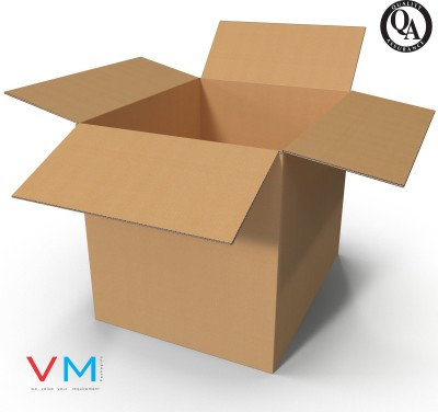 VM Heavy Duty Double Wall Carton Craft Paper Packaging Box