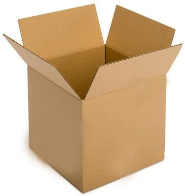 Dynamic Corrugations Corrugated Cardboard Packaging Box(Pack of 25 Gold)