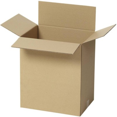 Hitech Packers Corrugated Craft Paper Storage, Shipment Packaging Box