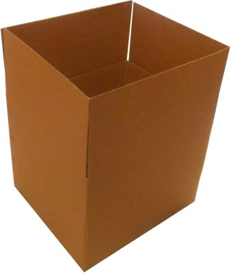 Dynamic Corrugations Corrugated Cardboard Packaging Box(Pack of 15 Gold)