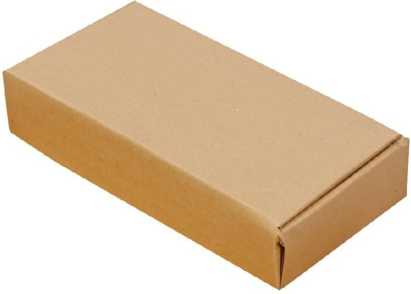 TOS Corrugated Craft Paper Storage, Shipment:Packing Packaging Box(Pack of 35 Brown)