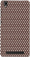 99Sublimation Back Cover for Intex Aqua Power Plus, Intex Aqua Power+(Maroon Dots) best price on Flipkart @ Rs. 437