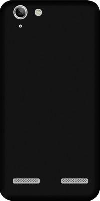 TrilMil Back Cover for Lenovo Lemon 3(Black)