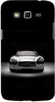 Fuson Back Cover for SAMSUNG Galaxy Grand 2, Samsung Galaxy Grand 2 G7105, Samsung Galaxy Grand 2 G7102, Samsung Galaxy Grand Ii(Luxurious White Sport