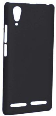 Bizarre Kraftz Back Cover for Lenovo A6000 4G (Black)