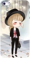 Fuson Back Cover for Apple Iphone 5c(Cute office Girl) best price on Flipkart @ Rs. 423