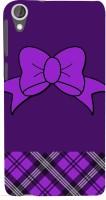 Snapdilla Back Cover for HTC Desire 820, HTC Desire 820 Dual Sim, HTC Desire 820S Dual Sim, HTC Desire 820q Dual Sim, HTC Desire 820G+ Dual Sim(Purple