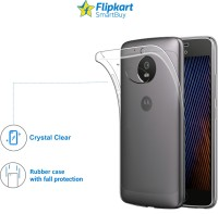 new concept 09015 77aef Flipkart SmartBuy Back Cover for Motorola Moto G5 Plus(Transparent)
