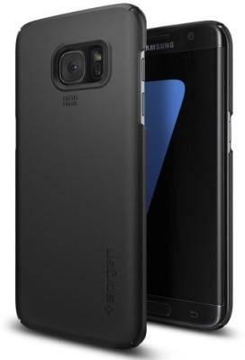 Spigen Back Cover for SAMSUNG Galaxy S7 Edge(Black)