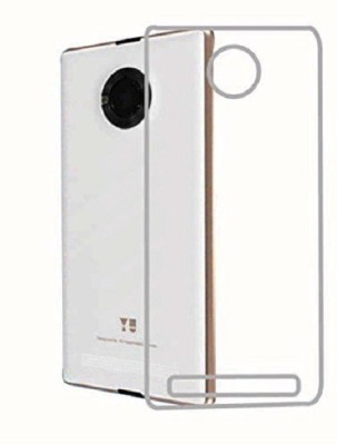 The Mobilio Back Cover for Micromax Yu Yureka Note