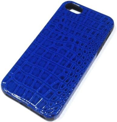 Safeseed Back Cover for Apple Iphone 5 5S Alligator Pattern Shockproof Case