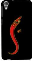 Snapdilla Back Cover for HTC Desire 820, HTC Desire 820 Dual Sim, HTC Desire 820S Dual Sim, HTC Desire 820q Dual Sim, HTC Desire 820G+ Dual Sim(Black