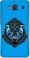 CrazyInk Back Cover for Mi Redmi 2, Xiaomi Redmi 2S, Xiaomi Redmi Prime best price on Flipkart @ Rs. 380