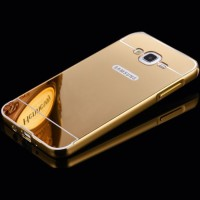 Spectra Back Cover for SAMSUNG Galaxy J5(Golden)