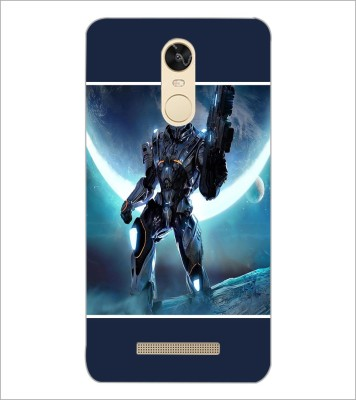 PrintDhaba Back Cover for XIAOMI REDMI NOTE 3