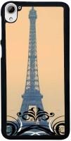 99Sublimation Back Cover for HTC Desire 826, HTC Desire 826 Dual Sim, HTC Desire 826 DS (GSM + CDMA)(Eiffel Tower)