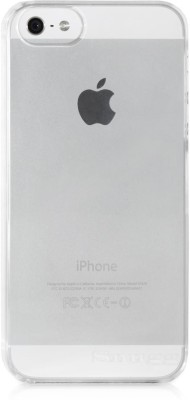 Cover Alive Back Cover for Apple iPhone SE(Transparent)