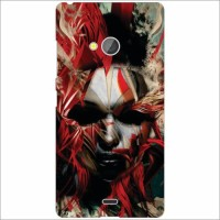 Printland Back Cover for Microsoft Lumia 540 Dual SIM best price on Flipkart @ Rs. 352