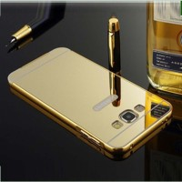 more photos c3574 674f9 JKR Back Cover for SAMSUNG Galaxy J5(Gold)