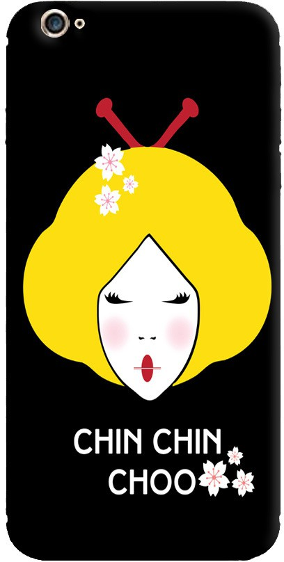Bollybuffs Iphone 6 Iphone 6 Mobile Skin(Black)