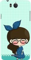 Fuson Lite Back Cover for InFocus M530(Cute Girl Wallpaper) best price on Flipkart @ Rs. 449