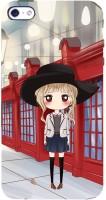 Fuson Back Cover for Apple Iphone 5c(Cute office Girl) best price on Flipkart @ Rs. 389