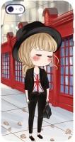 Fuson Back Cover for Apple Iphone 5c(Cute office Girl) best price on Flipkart @ Rs. 399