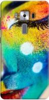 FurnishFantasy Back Cover for Asus Zenfone 3 Deluxe, Asus Zenfone 3 Deluxe ZS570KL
