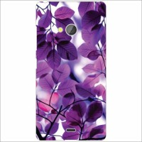 Printland Back Cover for Microsoft Lumia 540 Dual SIM best price on Flipkart @ Rs. 411